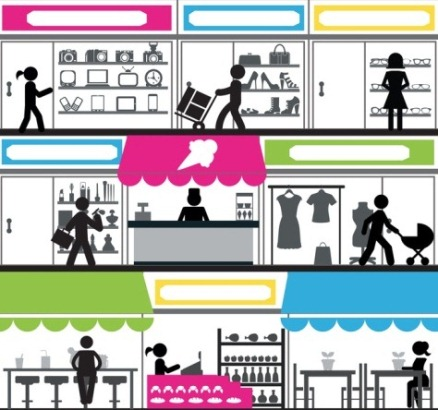Info Graphic shop fronts